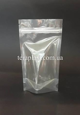 Дой-Пак 30г прозрачный 85х140 с зип замком, фото 2