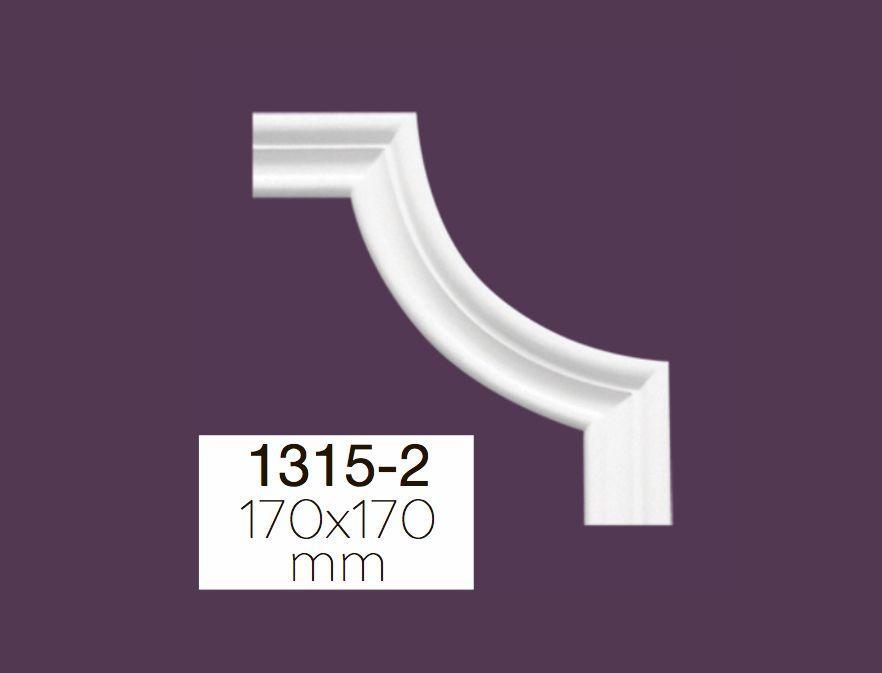 Угловой элемент для молдингов Home Decor
