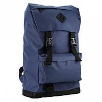 Рюкзак городской Jone Dark котон синий, фото 1