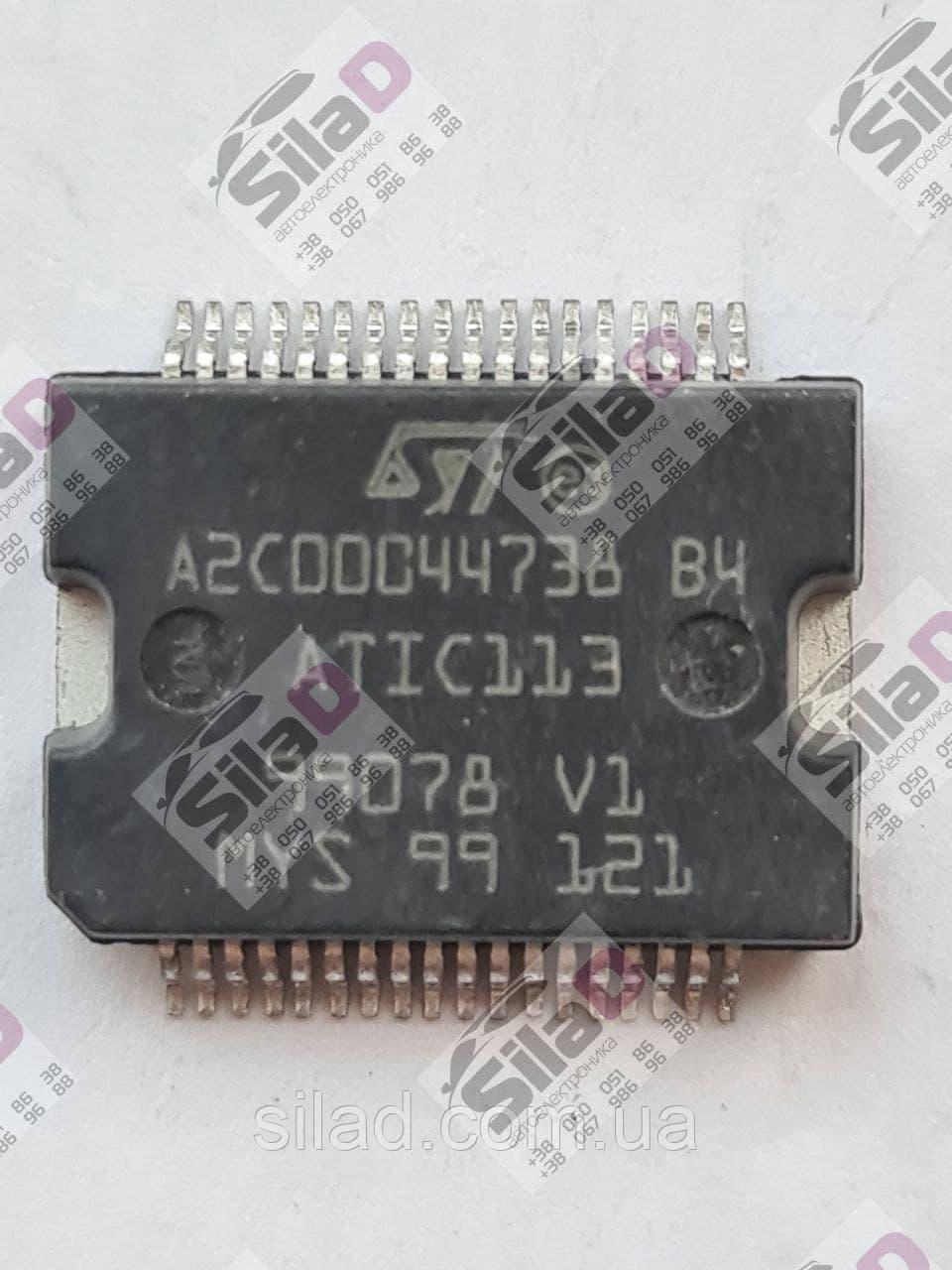 Микросхема A2C00044738 B4 ATIC113 STMicroelectronics корпус SOP-36