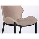 Барний стілець B-110 капучіно, фото 5