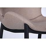 Барний стілець B-110 капучіно, фото 6
