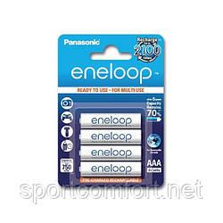 Акумулятор Panasonic Eneloop AAA 750mAh Ni-MH 1 шт