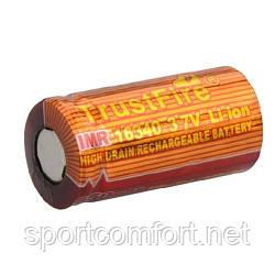 Акумулятор 16340 CR123 650 mAh Trustfire