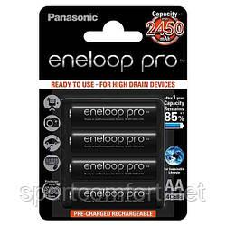 Акумулятор Panasonic Eneloop AA 2450mAh Ni-MH 1 шт