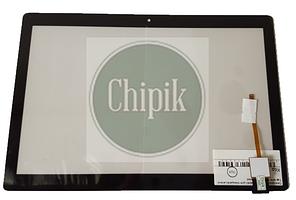 Сенсорный экран (тачскрин) для планшета Lenovo Tab M10 TB-X505, микросхема GOODIX, черный