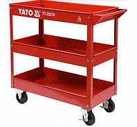 Передвижная тележка для инструментов YATO YT-55210