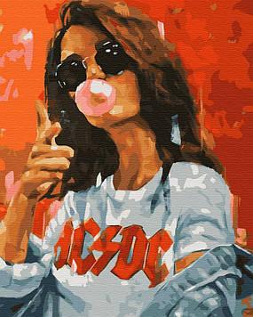 Картина по номерам 40х50 см Brushme Дерзкая молодость (GX 33918)
