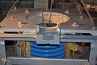 Плавильная индукционная печь ИСТ, тиристорный преобразователь ТПЧ ТВЧ