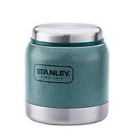Термобанка для еды Stanley 0.29L зеленая