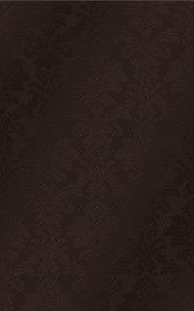 Плитка настенная Дамаско коричневая