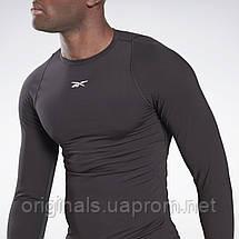 Компрессионная футболка Reebok United By Fitness Compression GL2984 2021, фото 3