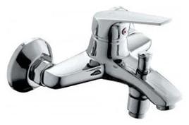 Смеситель для ванны без шланга KFA ARMATURA Rodon- 454-020