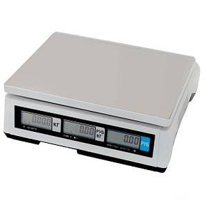 Весы торговые CAS-ER-JR-CB (15 кг), фото 2