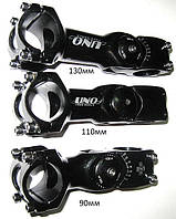Велосипедный вынос UNO 110x25.4 мм