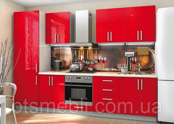 Кухня High Gloss 3.0м, фото 2