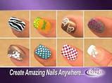 Набор Salon Express для росписи ногтей, фото 2