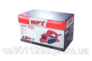 Рубанок MPT - 560 Вт, фото 3