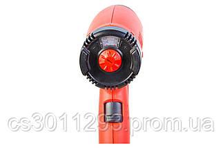 Фен промышленный MPT - 2000 Вт x 630°C 1 шт., фото 3