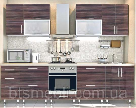 Кухня High Gloss 2.8м, фото 2