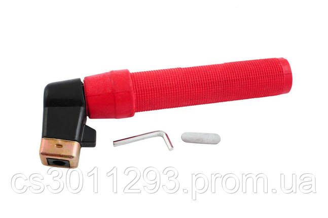 Электрододержатель Vita - молоток 300 А, латунь 1 шт., фото 2