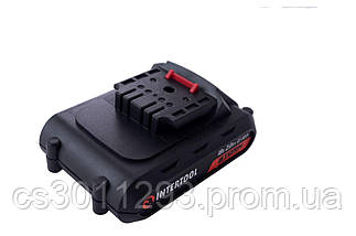 Аккумулятор для шуруповерта Intertool - 18В x 2,0Ач Storm (WT-0313/0314/0317), фото 2