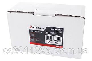 Акумулятор для шуруповерта Intertool - 18В x 2,0 Ач Storm (WT-0313/0314/0317) 1 шт., фото 3