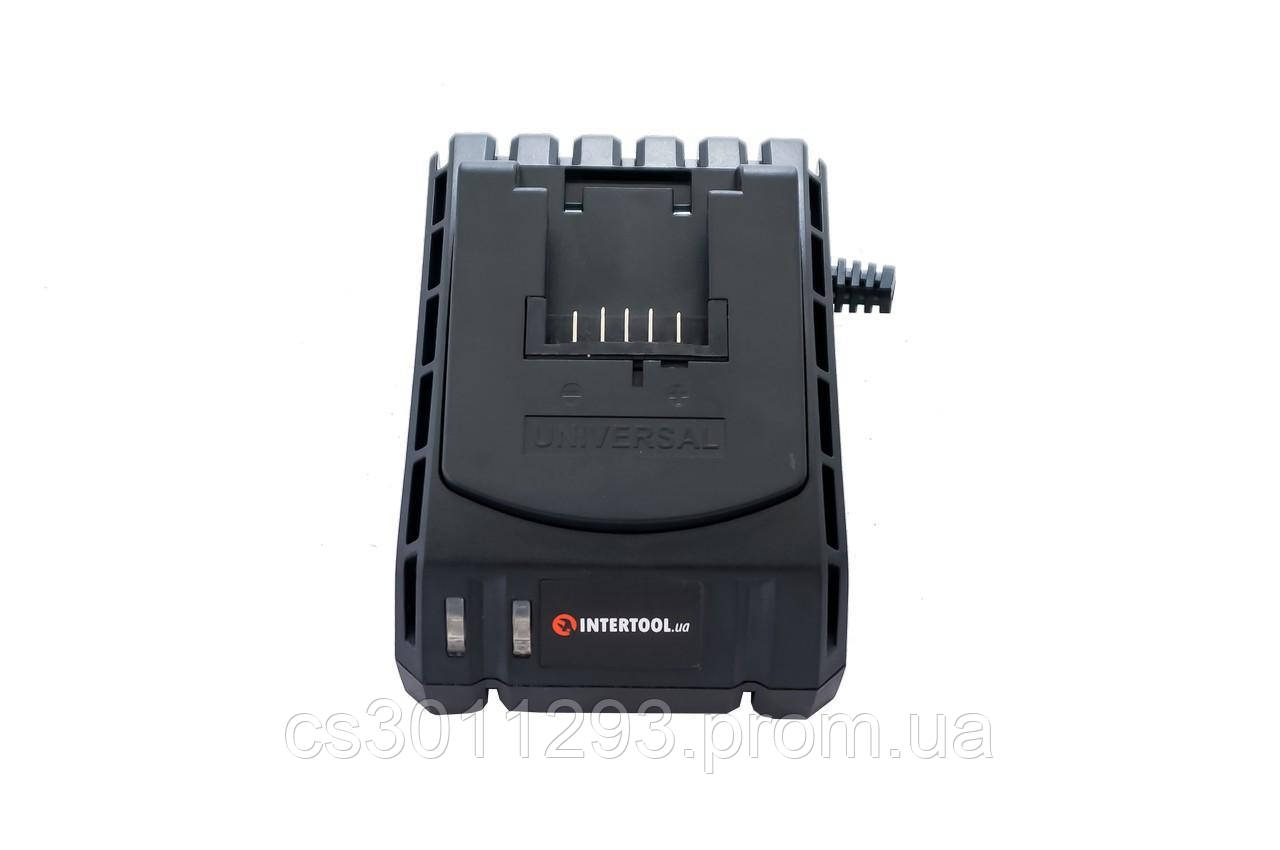 Зарядний пристрій для шуруповерта Intertool - 18 Li-ion до WT-0328/0331 1 шт.