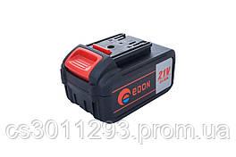Акумулятор Edon - 21В 3,0 Ач Li-Ion 1 шт.