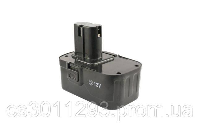 Акумулятор для шуруповерта Асеса - 12В Ni-Cd прямого контакту 2 1 шт., фото 2