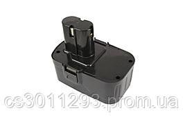 Акумулятор для шуруповерта Асеса - 14,4 У Ni-Cd прямого контакту 2 1 шт.