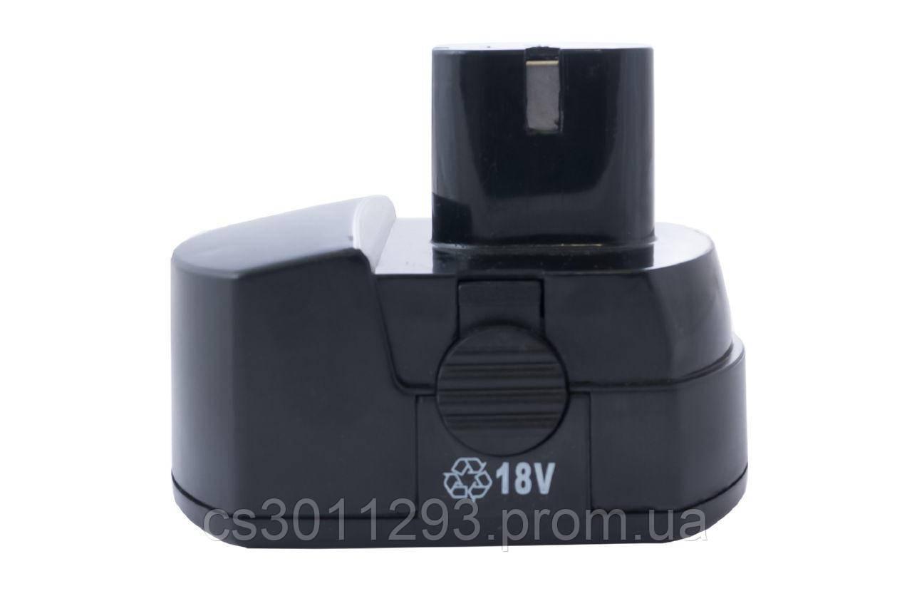 Аккумулятор для шуруповерта Рамболд - 18В x 3 контакта Ni-Cd каблук