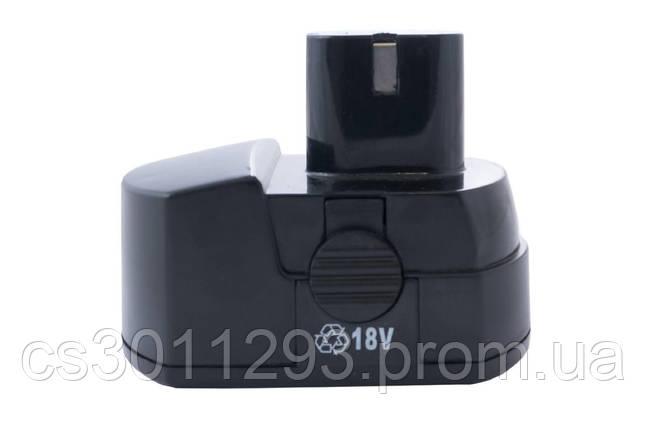 Аккумулятор для шуруповерта Рамболд - 18В x 3 контакта Ni-Cd каблук, фото 2