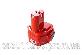 Акумулятор для шуруповерта Асеса - Makita 12В x 1,5 Ач Ni-Cd 1 шт.