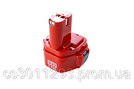 Акумулятор для шуруповерта Асеса - Makita 12В x 2,0 Ач Ni-Cd 1 шт.