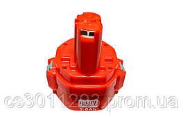 Акумулятор для шуруповерта Асеса - Makita 14,4 В x 2,0 Ач Ni-Cd 1 шт.