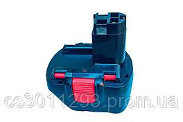 Акумулятор для шуруповерта Асеса - Bosch 12В x 2,0 Ач Ni-Cd 1 шт.