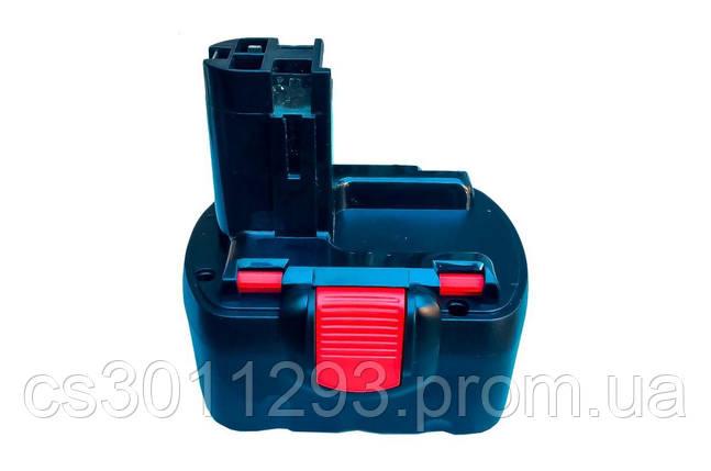 Акумулятор для шуруповерта Асеса - Bosch 14,4 В x 2,0 Ач Ni-Cd 1 шт., фото 2