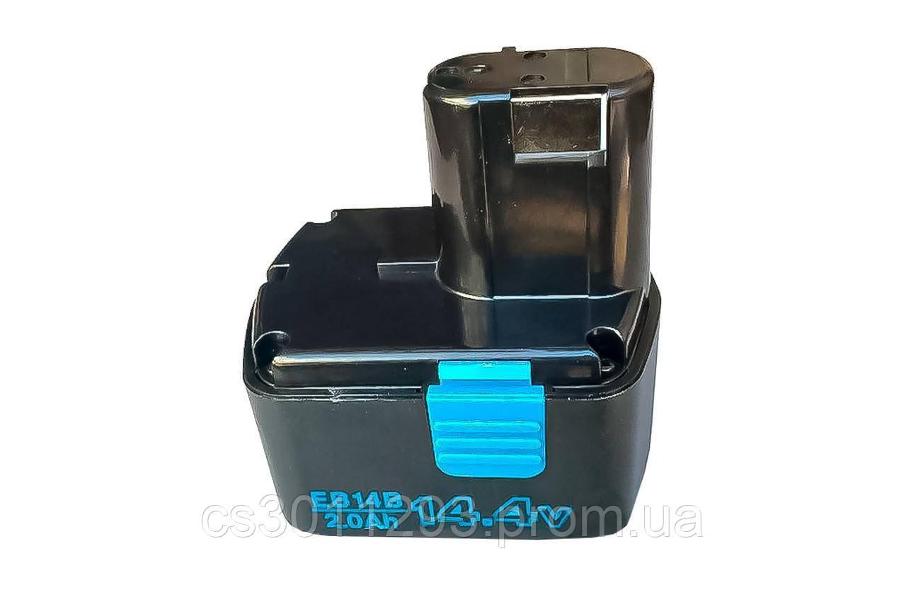 Акумулятор для шуруповерта Асеса - Hitachi 14,4 В x 2,0 Ач Ni-Cd 1 шт.