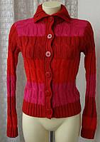 Кофта женская модная яркая теплая бренд р.42 4273а, фото 1