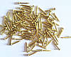 Гвозди 1х10мм золото