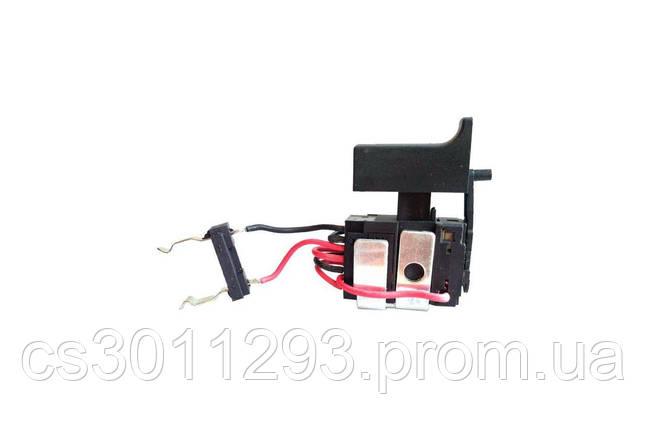 Кнопка аккумуляторного шуруповерта Асеса - Einhell 18 V (ст. модель), фото 2