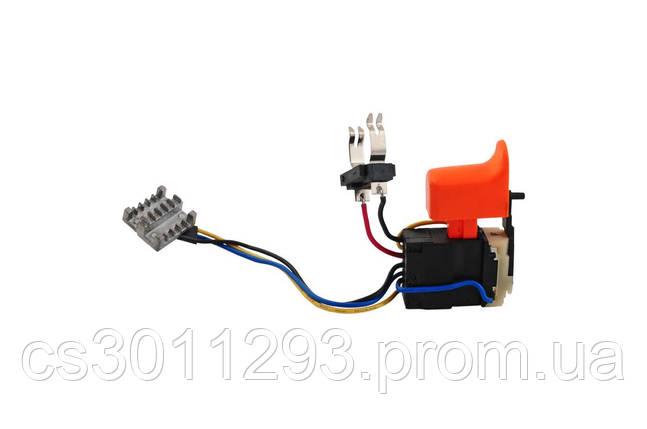 Кнопка аккумуляторного шуруповерта Асеса - Einhell BCD 18, фото 2