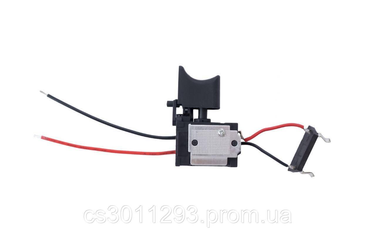 Кнопка шуруповерта аккумуляторного Асеса - V
