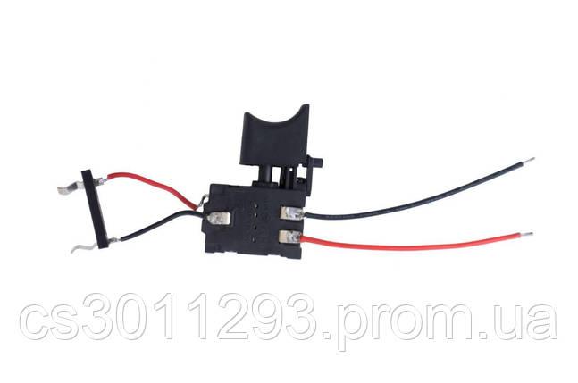 Кнопка шуруповерта аккумуляторного Асеса - V, фото 2