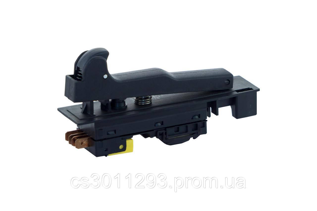 Кнопка УШМ Асеса - Makita 9020, Craft 230/2500, Фиолент 2300 (4 контакта)