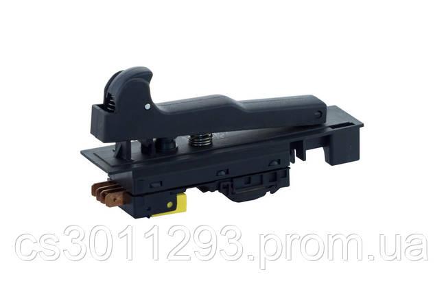 Кнопка УШМ Асеса - Makita 9020, Craft 230/2500, Фиолент 2300 (4 контакта), фото 2