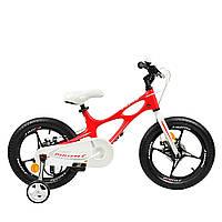 "Велосипед RoyalBaby SPACE SHUTTLE 18 "", OFFICIAL UA, червоний"