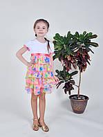Платье детское №1714