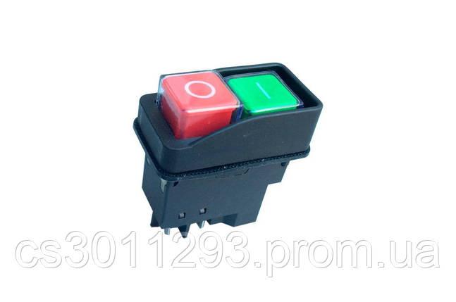 Кнопка бетономешалки Асеса - 5 контатктов, фото 2